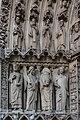 Paris Notre-Dame Portail de la Vierge Ébrasement 01.JPG
