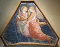 Parri spinelli, angeli musicanti da duomo vecchio, tab. dell'annunciazione, 1440-49 ca. 01.JPG