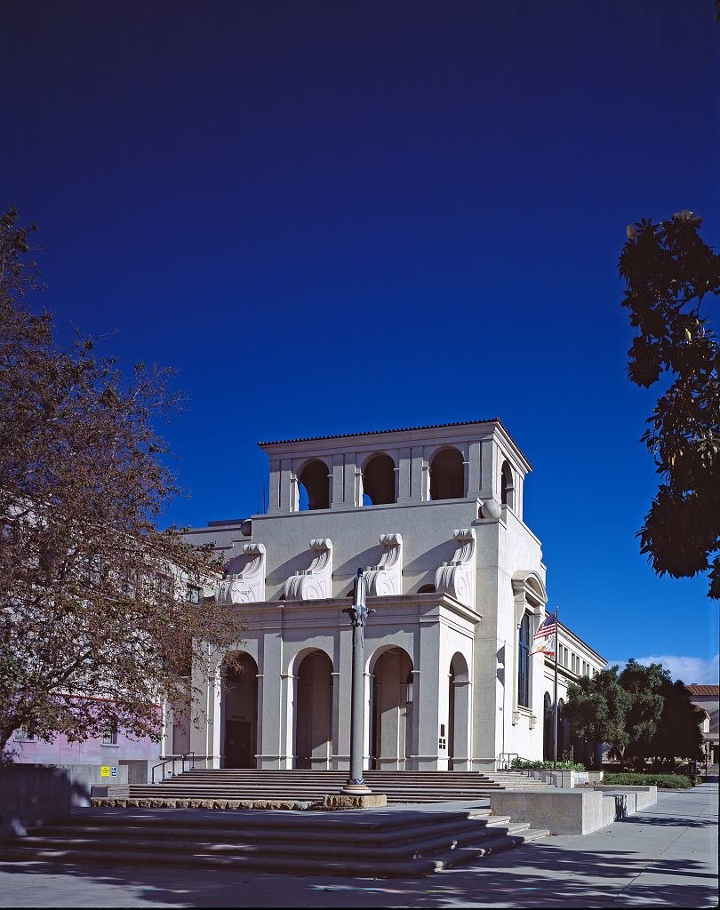 Pasadena, California, Police Department Building
