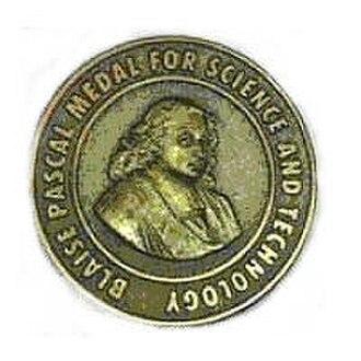 European Academy of Sciences - The Blaise Pascal Medal