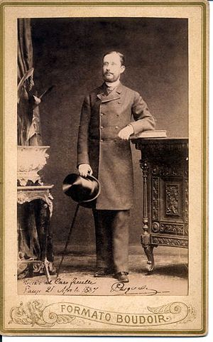 Prince Pasquale, Count of Bari