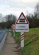 Passage à niveau Signal01
