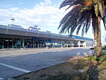 Passanger terminal at the Tivat Airport.jpg