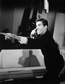 Pat Harrington, Jr., Stump the stars 1962.JPG