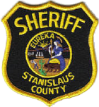 Patch of the Stanislaus County Sheriff's Department