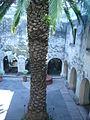 Patio interior. Templo y Ex Convento de San Diego Churubusco.JPG