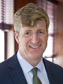 Patrick J. Kennedy American politician