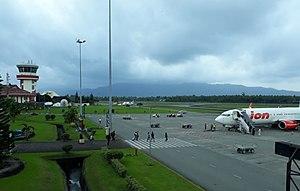 Pattimura Airport - Image: Pattimura Airport Terminal
