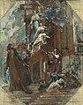 Paul-Aimé-Jacques Baudry - Esquisse pour la salle des Audiences de la Cour de Cassation de Paris , Glorification de la Loi - PDUT1401 - Musée des Beaux-Arts de la ville de Paris.jpg