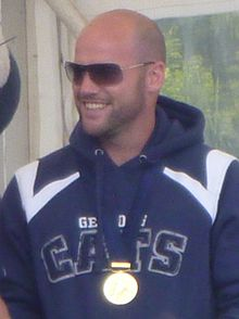 Paul Chapman 2011 Premiership Parade 1.JPG