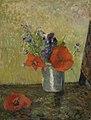 Paul Gauguin - Fleurs d'été dans un gobelet (ca. 1885).jpg