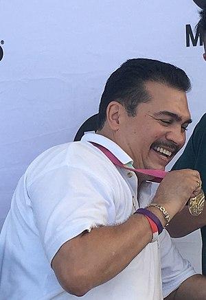Paul Gonzales - Paul Gonzales in 2016