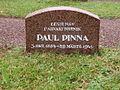 Paul Pinna haud 2010-08-25.jpg