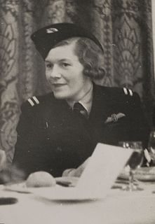 Pauline Gower British pilot and writer