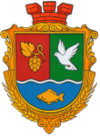 Coat of arms of Pavlivka / Poryck
