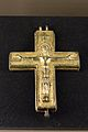 Pectoral reliquary cross, Early Middle Ages, exh. Benedictines NG Prague, 150846.jpg