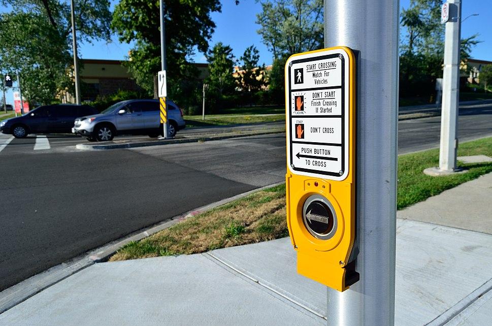 PedestrianSignalPushButton