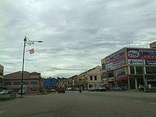 Gemas Place in Negeri Sembilan, Malaysia