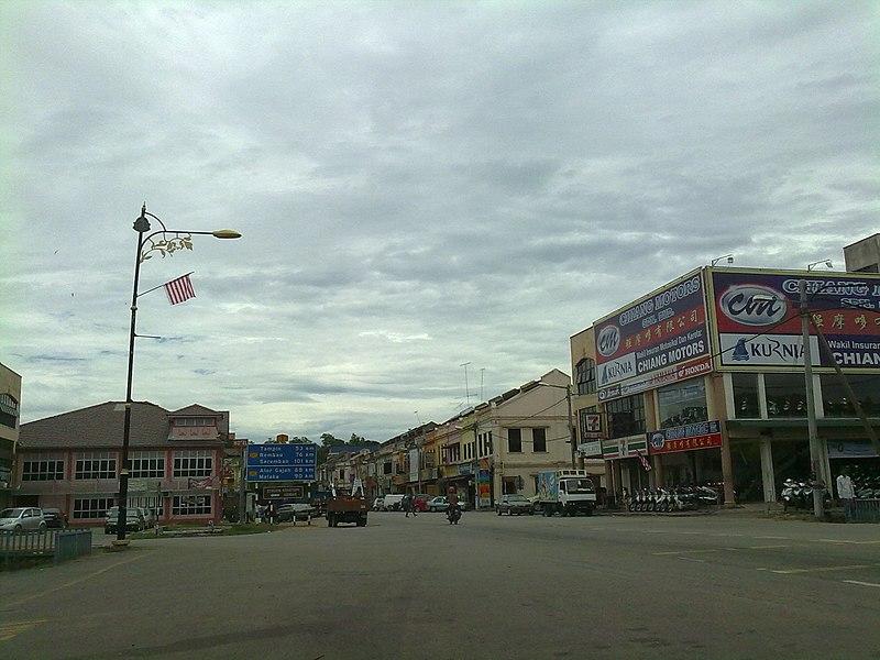 Gemas Town
