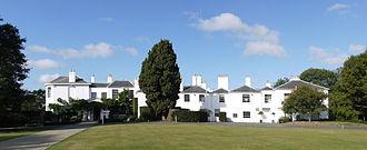 Pembroke Lodge, Richmond Park - Pembroke Lodge