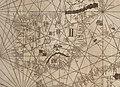 Península Ibérica no portolano de Angelino Dulcert (original, 1339; fac-símile, 1890).jpg