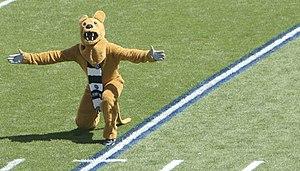 Penn State's Nittany Lion (en) mascot