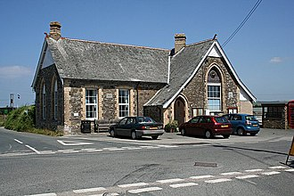St Minver - Image: Perceval Institute, St Minver geograph.org.uk 205159