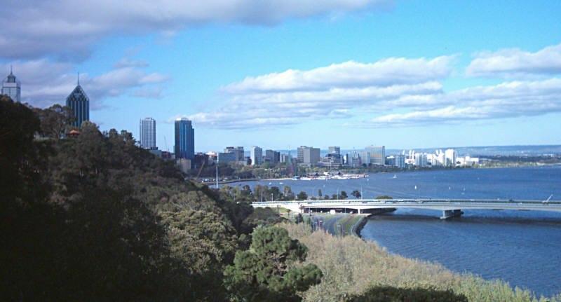 Perth narrows