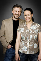 Peter Eriksson and Maria Wetterstrand.jpg