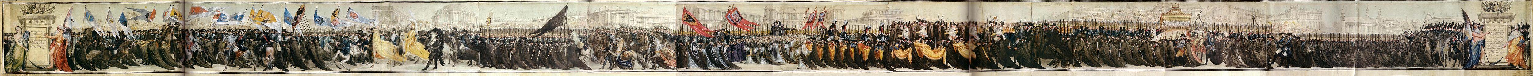 Вторичные похороны Петра III, 2(13)декабря1796 г..