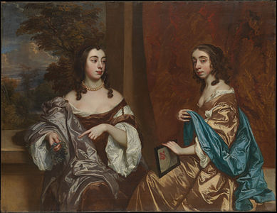 Peter Lely portrait of Mary and Elizabeth Capel.jpg