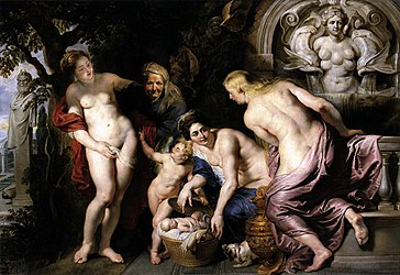 Peter Paul Rubens - The Discovery of the Child Erichthonius - WGA20295.jpg