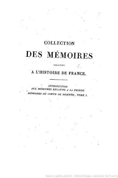 File:Petitot - Collection complète des mémoires relatifs à l'histoire de France, 2e série, tome 35.djvu
