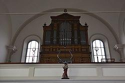 Pfarrkirche hl Heinrich Unterlamm Interior 01.JPG