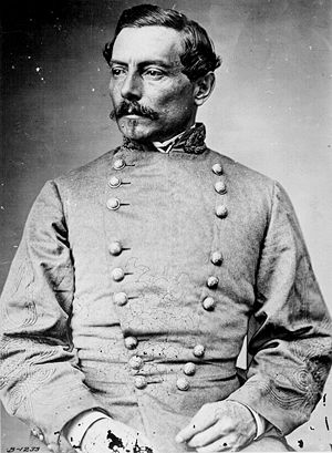 General P. G. T. Beauregard, Confederate State...