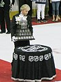 Phil Pritchard and the Conn Smythe Trophy (7476655844).jpg