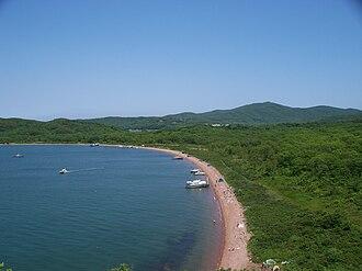 Primorsky Krai - Philippovsky Bay, Russky Island