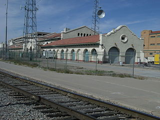 railway station in Phoenix, Arizona, United States