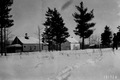 Photograph of the Schley Ranger Station at Schley, Minnesota, in the Chippewa National Forest - NARA - 2127387.tif
