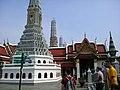 Phra Borom Maha Ratchawang, Phra Nakhon, Bangkok, Thailand - panoramio (61).jpg
