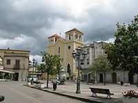 Piazza San Nicola - Varapodio (Reggio Calabria) - Italy - 15 May 2016 - (1).jpg