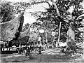 Picturesque New Guinea Plate XLV - Village at Stade Island.jpg