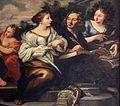 Pier dandini, le Arti glorificano Filippo Baldinucci, 1696 ca. 02.jpg