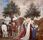 Piero della Francesca - 2a. Procession of the Queen of Sheba - WGA17488.jpg