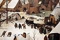 Pieter bruegel il vecchio, censimento di betlemme, 1566, 11.JPG