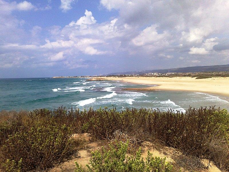 בין נווה ים לחוף הבונים
