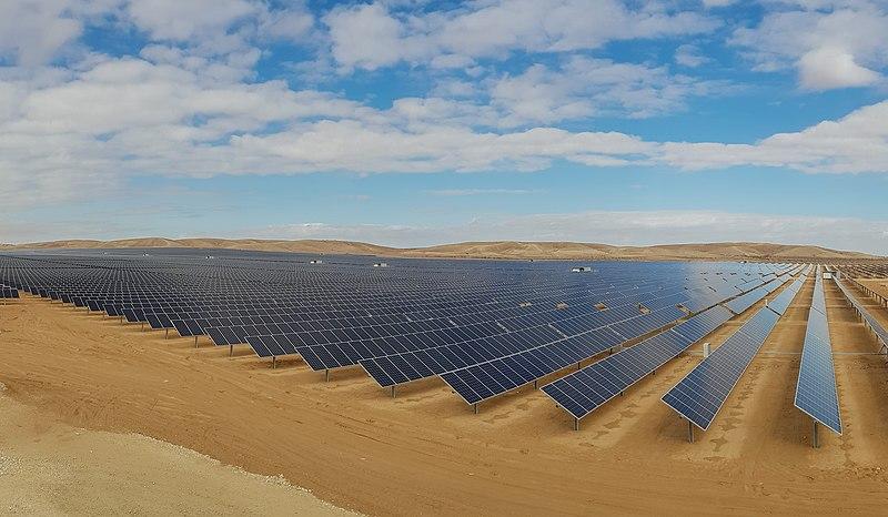 שדה אנרגיה סולרית אשלים