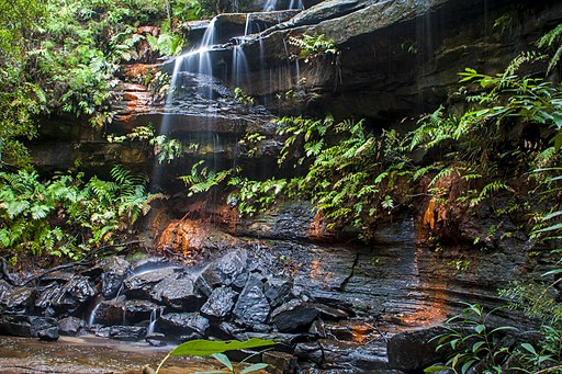 Piles Creek Waterfall 2