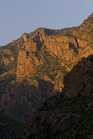 Catalina Foothills, Arizona - Pima Canyon