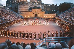 image illustrative de l'article Edinburgh Military Tattoo